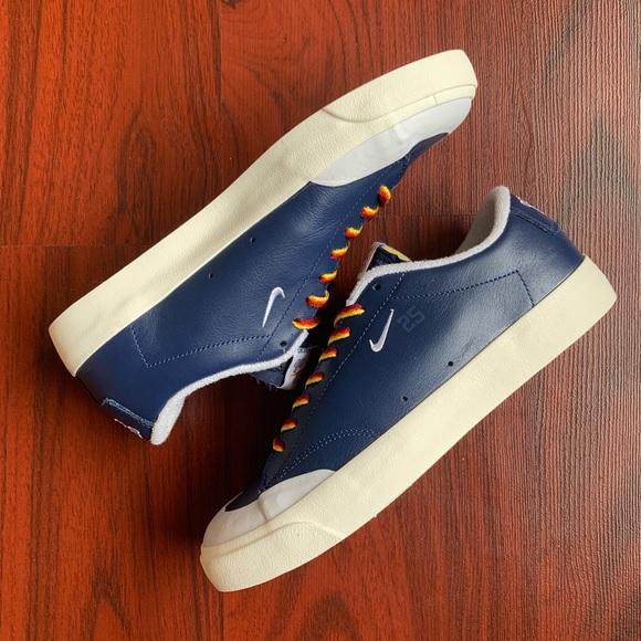 sports shoes e30b0 7fb8d Nike SB x Quartersnacks Blazer Low XT QS Size 7 NWT